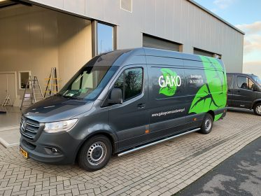 Autobelettering Autobelettering Everdingen - Gako hoveniers