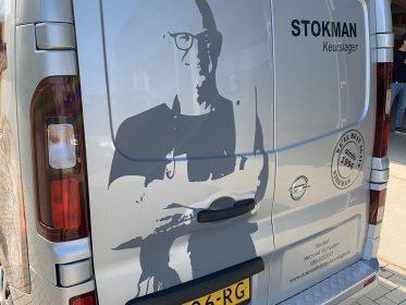 Autobelettering Beesd - Keurslager Stokman